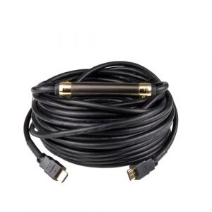 Cable HDMI con aplificador de Señal de 22 Metros marca Nippon America