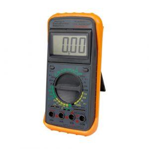 Tester de Corriente I.S. Digital C/ Sensor De Temperatura