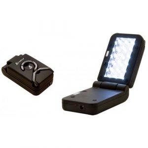 Lampara Cobra 18 LED Recargable