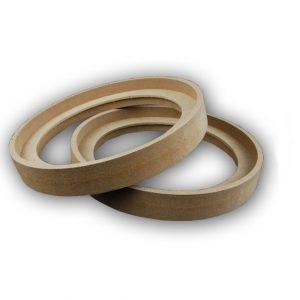 Alza N.A. de madera para bocina 6.5''