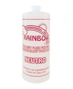 Liquido para Maquina de Humo Mitzu con Aroma Neutro