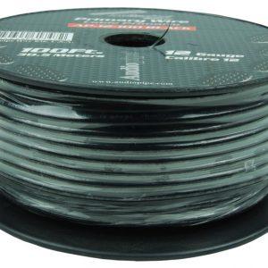 Cable Audiopipe Primario Calibre 12 Negro 100'