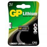 Batería CR2 Litio 3V Marca GP
