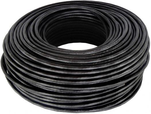 Cable de Red CAT5E Color Negro de 30m Intracom