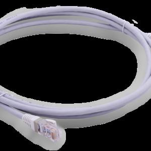 Cable de Red CAT5E Color Gris de 1m Intracom