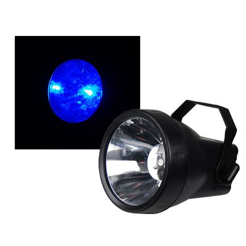 Luz LED Laser Color Azul Fluorescente marca Zebra
