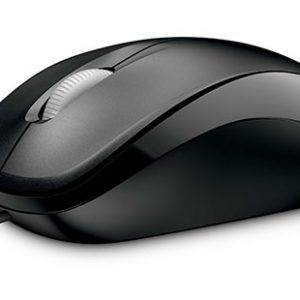 Mouse Alambrico Microsoft U81-00009 Color Negro