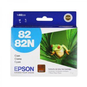 Cartucho Epson 82 Cian