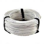 Cable Audiopipe Primario Cal. 14  Blanco 100'