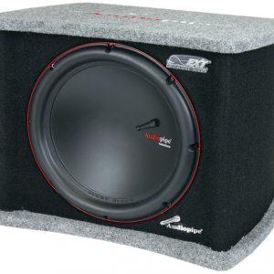 Bocina Audiopipe 12'' C/ Caja Pasiva 750W
