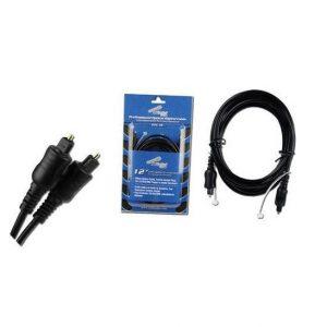 Cable Nippon America fibra óptica 12''