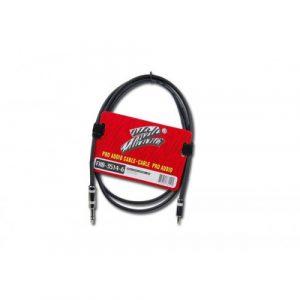 Cable Dúplex para bocina 22 AWG marca Steren (Por Metro)
