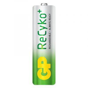 Bateria GP ReCyko Recarg. AA 2100 MAH Carton 2 piezas