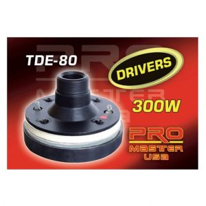 Driver Pro-Master 300W
