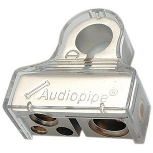 DISTRIBUIDOR DE CORRIENTE AUDIOPIPE