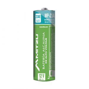 Bateria Mitzu P/Alarma Tamaño 23AE