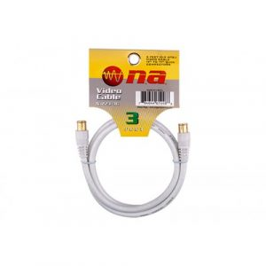 Cable P/Video Blanco
