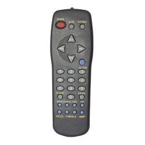 Control remoto Mitzu para TV Panasonic negro