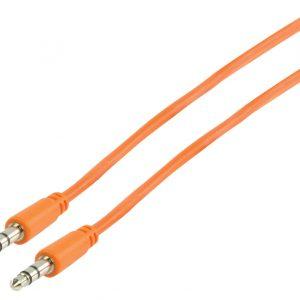 Cable Mitzu 3.5mm a 3.5mm  6'  Naranja