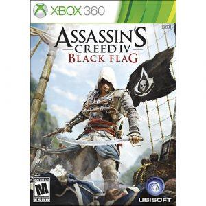 Juego Assasins Creed IV Black Flag Xbox 360