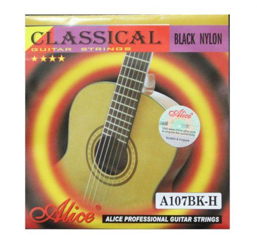 Cuerdas para Guitarra Clásica # 2, 10 piezas marca Alice