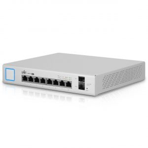 Switch de Red marca Ubiquiti UniFi Switch US-8-150W  gestionado