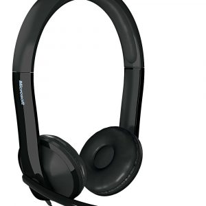 Microsoft Headset LX-6000 for Biz Wired Black