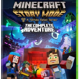 Videojuego Minecraft The Complete Adventure para Xbox 360
