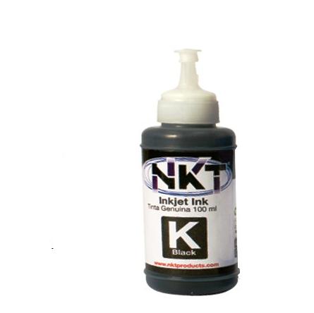 Refill de tinta NKT para Epson serie L c/negro