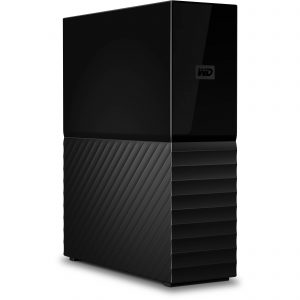 "Disco Duro Externo Western Digital My Book 4TB 3.5"" Color Negro"