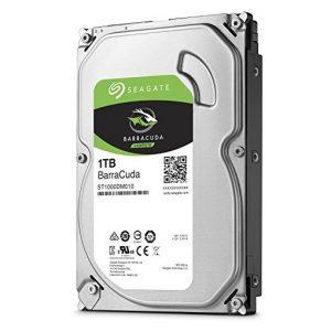 Disco duro interno Seagate 1tb sata3 6gbps 64mb 7200rpm