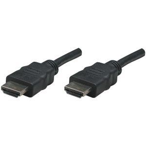 Cable Manhattan HDMI macho a macho 5m
