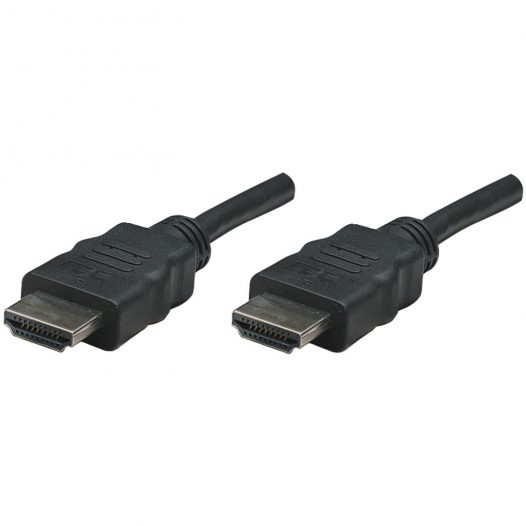Cable Manhattan HDMI macho a macho 5m