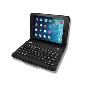 Teclado inalámbrico Istuff para Ipad Mini 2 en español color negro