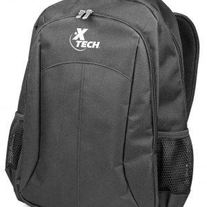 """Mochila para Laptop Xtech de 15.6"""" Color Negro"""