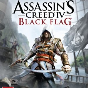 Videojuego Assassins Creed IV Black Flag para Xbox 360
