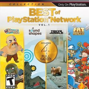 Videojuego Best of PlayStation Network Vol. 1 para PlayStation 3