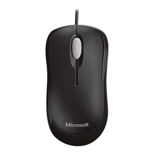 Microsoft Mouse Basic 4YH-00005 Wired Black