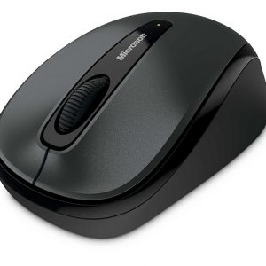 Mouse Inalambrico Microsoft Wireless Mobile Mouse 3500 Color Negro