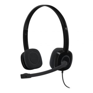 Audifonos Logitech Stereo H151 3.5mm
