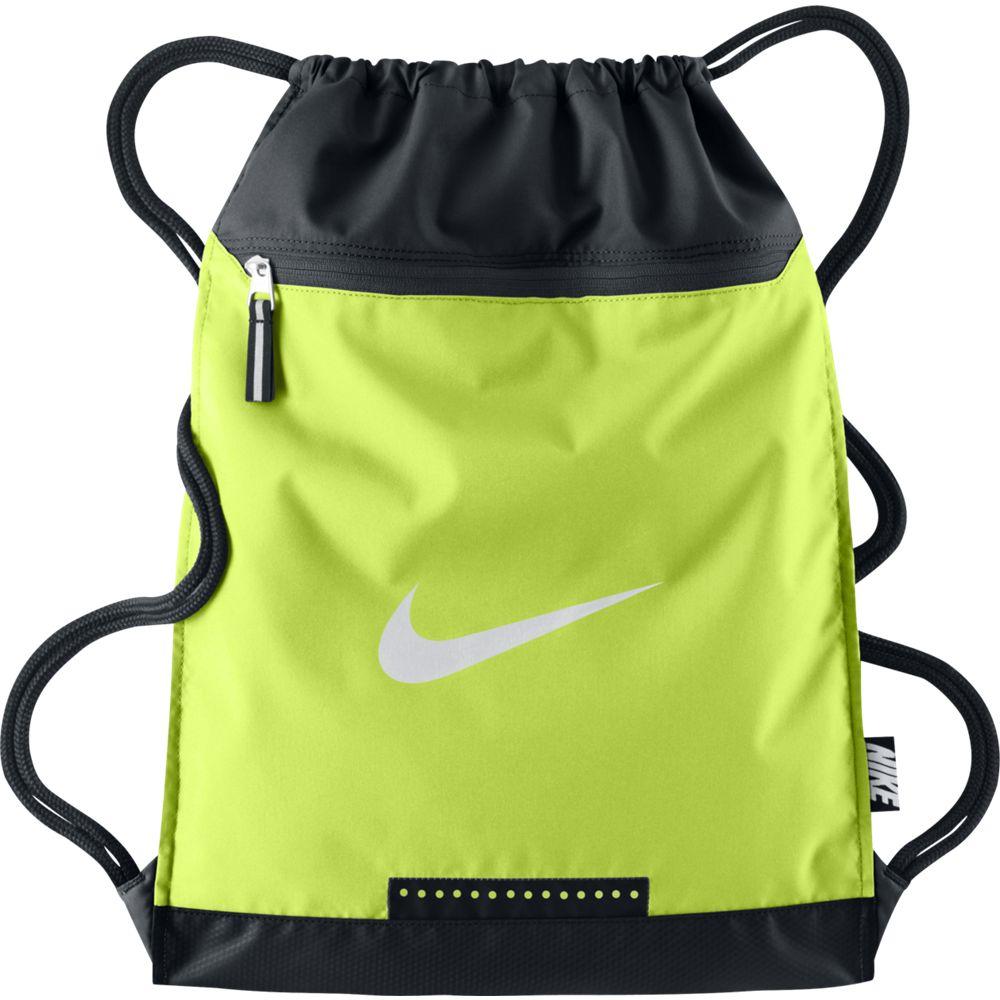 Asser Intervenir Contribuyente  Mochila deportiva verde neon con logo blanco marca Nike - Kemik Guatemala