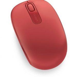 Mouse Inalambrico Microsoft 1850 Color Rojo