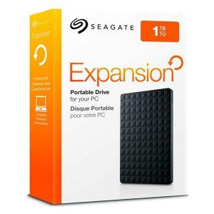 """Disco Duro Seagate Expansion 1TB 2.5"""" Color Negro"""