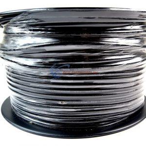 Cable Audiopipe primario cal. 14 negro 500'