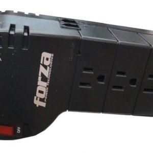 """Conector macho tipo """"F"""" para cable RG59 (Coaxial) de presión"""
