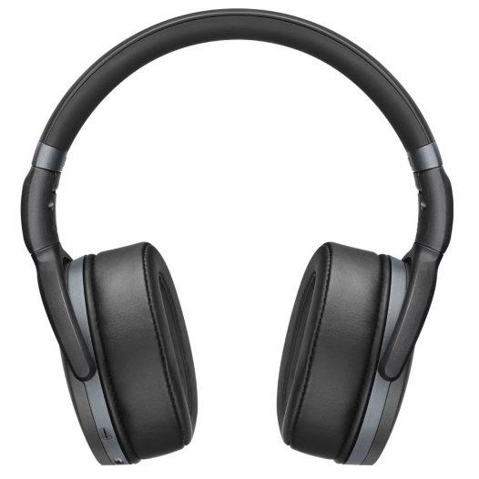 Audifonos Bluetooth Plegables marca Sennheiser HD4.40BT color Negro