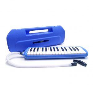 Melodica Bocheli de 32 notas azul