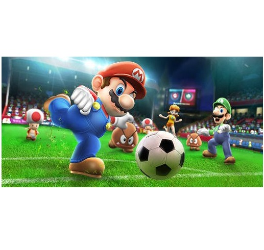 Videojuego Mario sports superstar 3DS