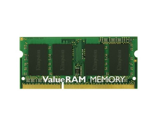 Memoria RAM DDR3L Marca Kingston de 4GB para Notebook de 1600Mhz