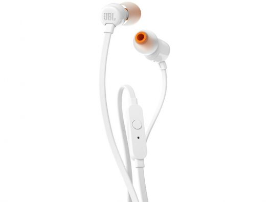 Audifonos JBL T110 con Micrófono color Blanco